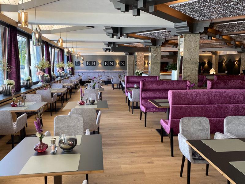 Alpenrose Wellnesshotel Restaurant Bergkristall