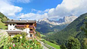 Pattissenhof, Tiers, Rosengarten, Südtirol