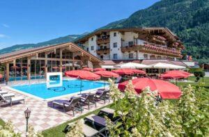 Hotel Wöscherhof Uderns im Zillertal