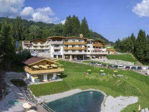 Hotel Berghof Söll in Tirol