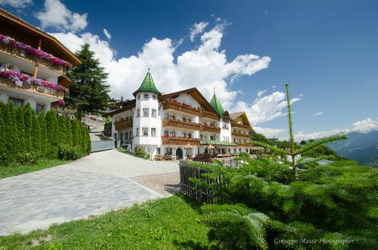 Berglandhotel Untertheimerhof Villanders in Südtirol
