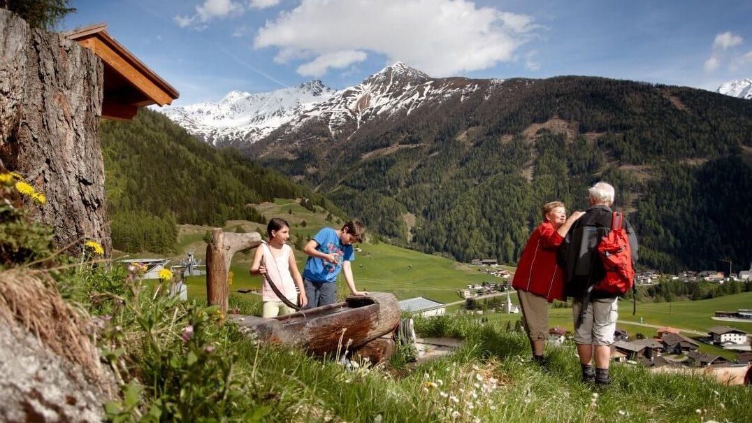 Osttirol Prospekte