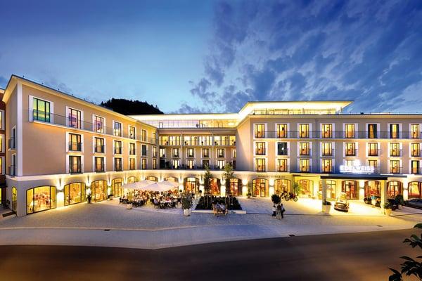 Hotel Edelweiss Berchtesgaden in Bayern
