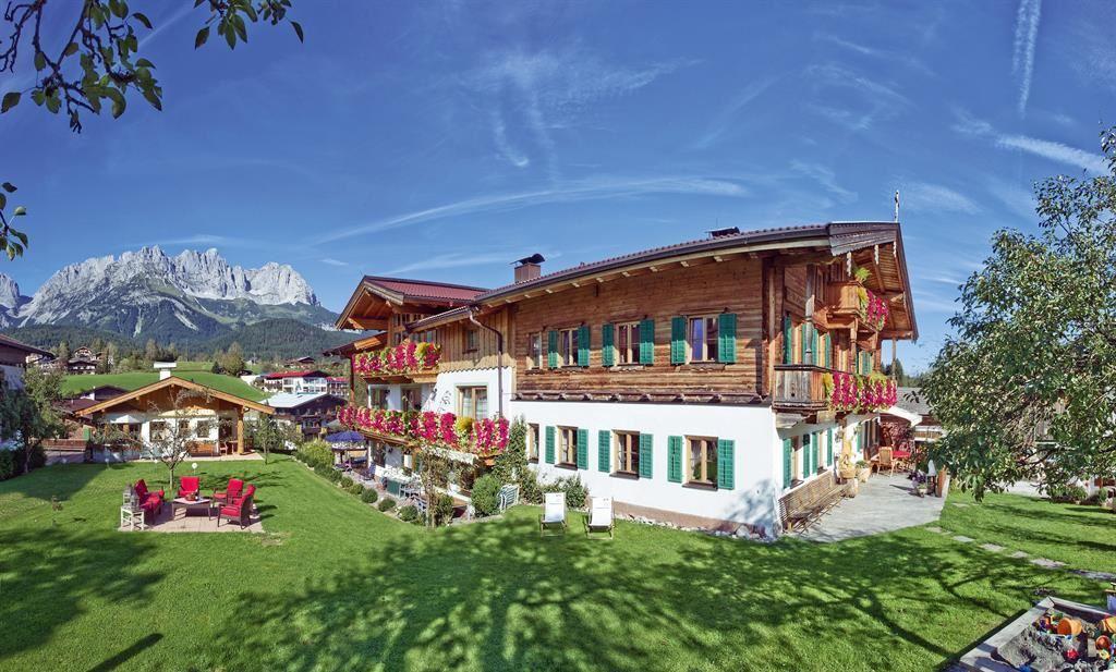 Bichler's Wagnerhof Going am Wilden Kaiser