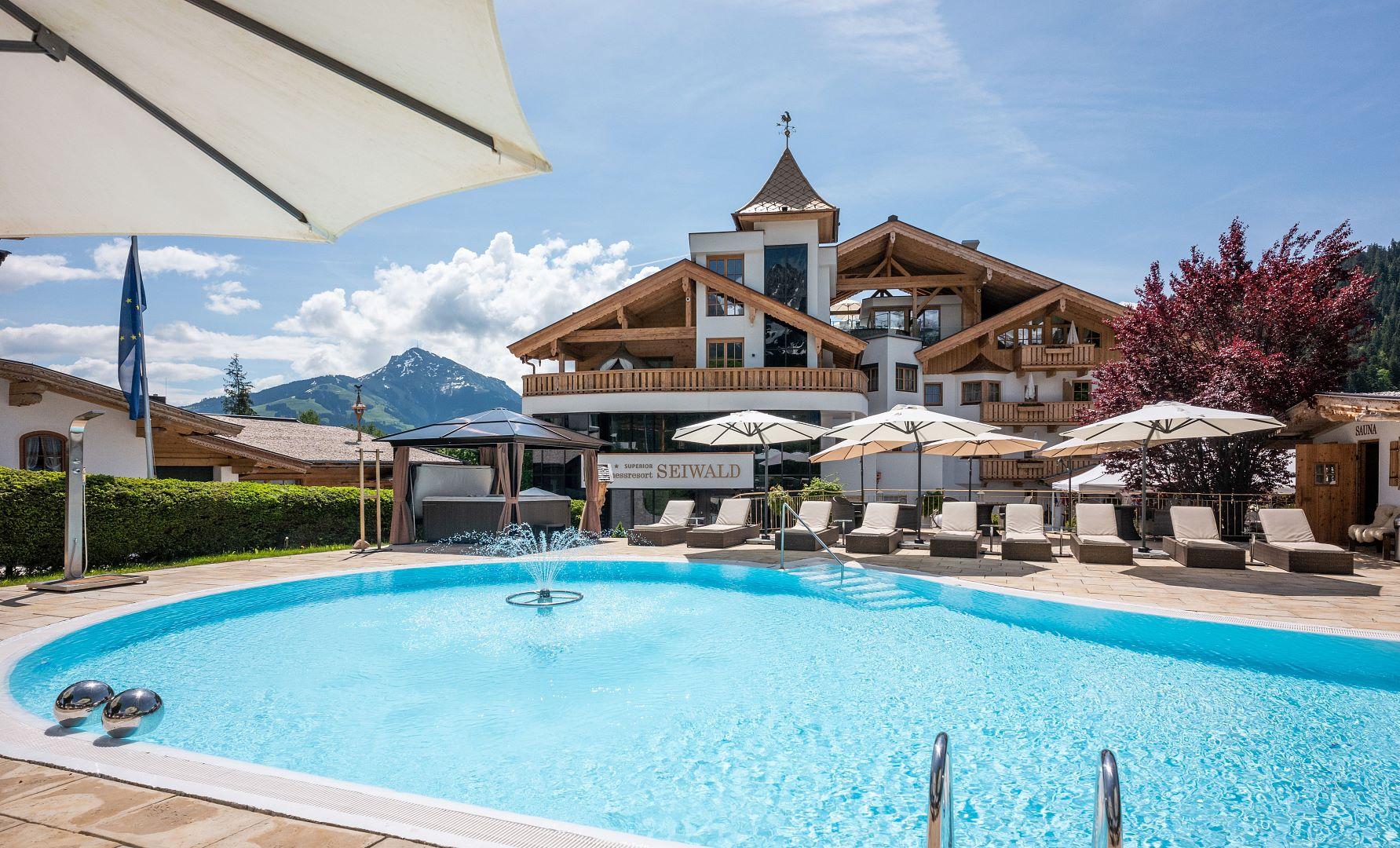 Hotel Seiwald Going am Wilden Kaiser
